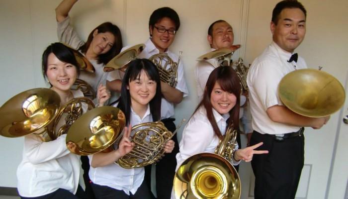 横芝光町ミニ文化祭2014 : 光ウィンドオーケストラ